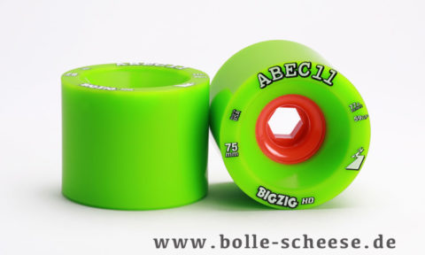 Abec 11 Big Zig HD, 77a, Paar!