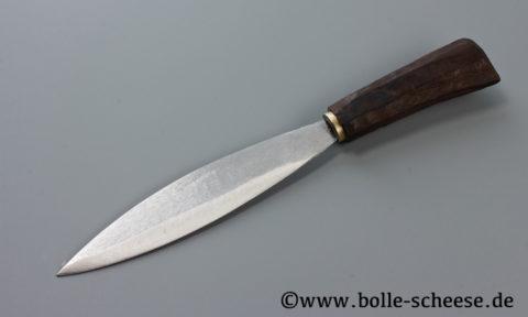 Authentic Blades Fleischmesser HEP, 20 cm, poliert