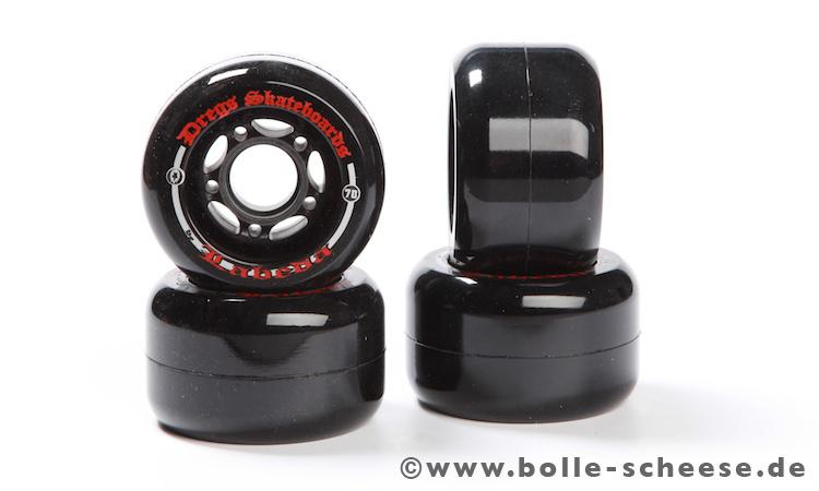 Dregs Slide Wheels 70mm, 81a