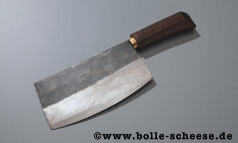 Authentic Blades Küchenbeil CUNG, schwere, hohe Klinge