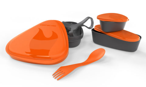 Light-My-Fire Lunch-Kit, orange