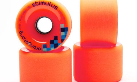 Orangatang Stimulus, 70mm, 80A