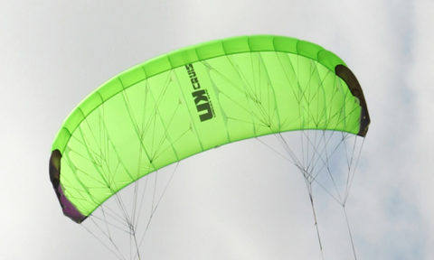 UK Cruiser, 3 qm, lime-black