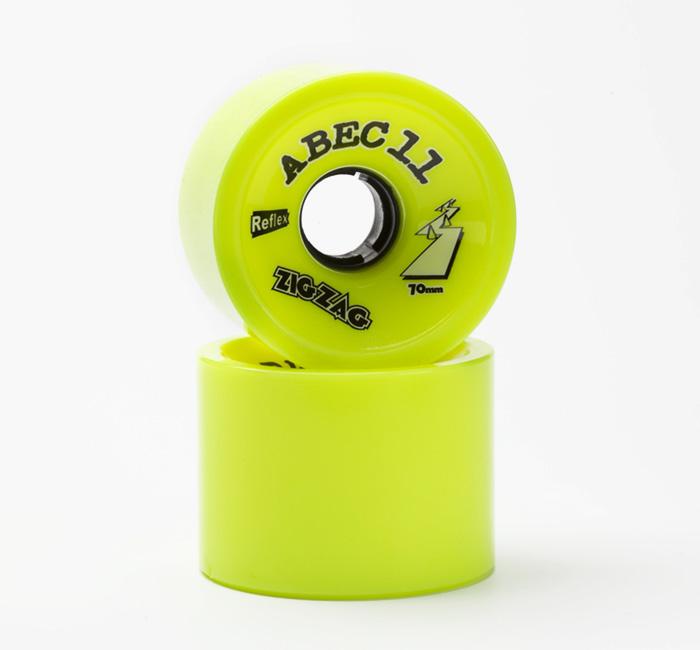 Abec11 ZigZag Reflex, 70 mm,  83a, 2 Rollen