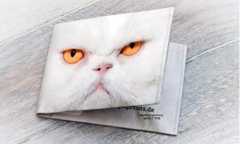 "paprcuts Portemonnaie ""Grumpy Cat"""