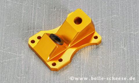Surfrodz TKP Baseplate, gelb/gold