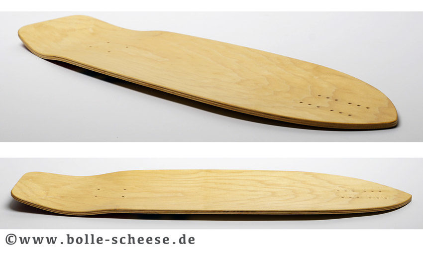 ICONE Floater Surfskate Deck