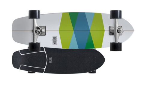 "Triton Blue Horizon CX 32,5"" Surfskate"