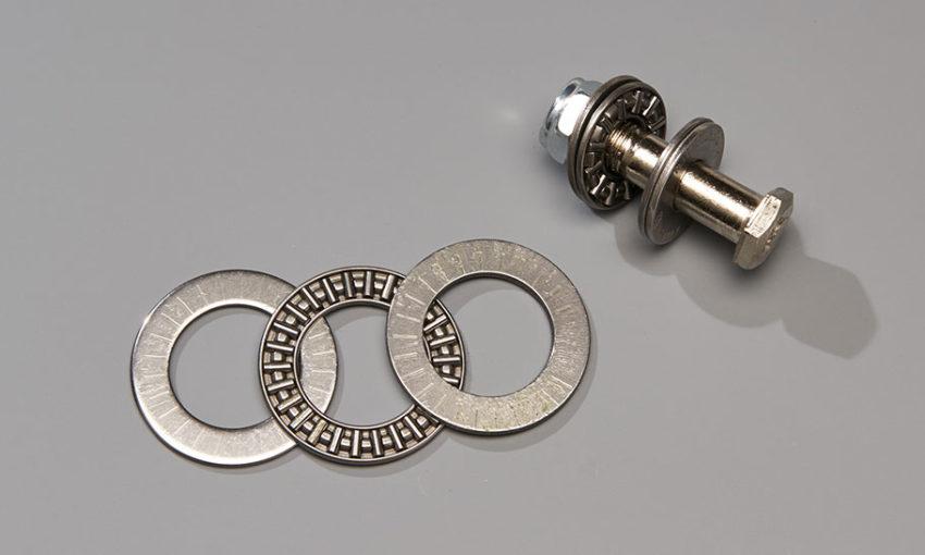 Carver Thruster Bearing Set